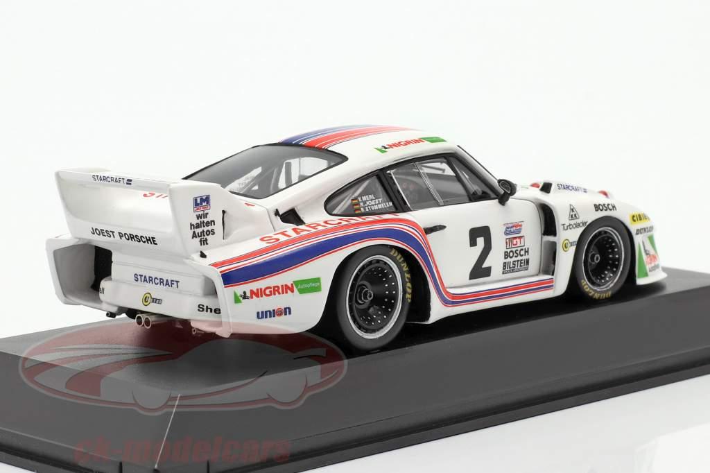 Porsche 935 #2 Vincitore 24h Daytona 1980 Joest, Stommelen, Merl 1:43 Spark