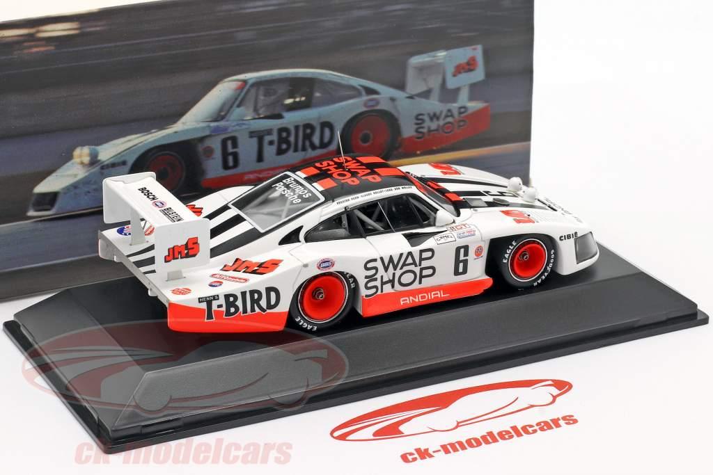Porsche 935 #6 Winner 24h Daytona 1983 Henn's Swap Shop Racing 1:43 Spark