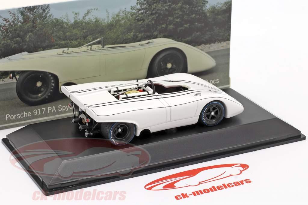 Porsche 917 PA Spyder Test Car Weissach 1969 1:43 Spark