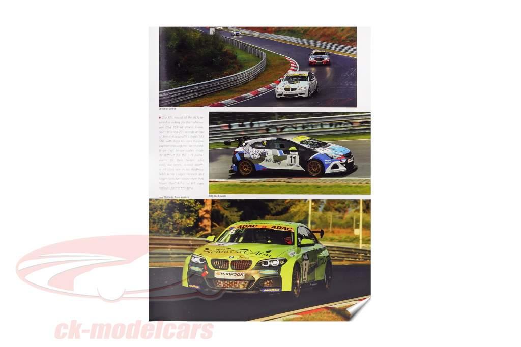 Bestil: 24 Timer Nürburgring Nordschleife 2020 (Gruppe C Motorsport Forlagsvirksomhed)