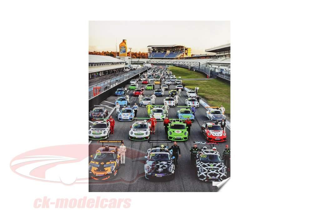 Livre: Porsche Sports Cup Allemagne 2020 (Groupe C Sport automobile Maison d'édition)