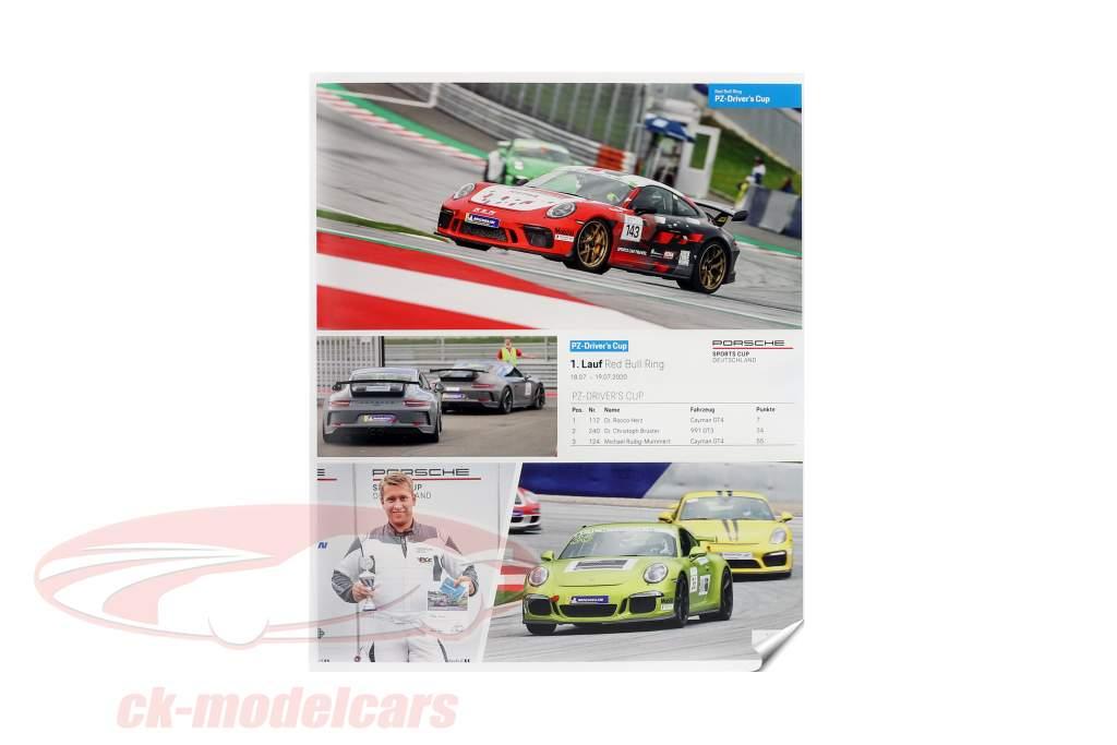 Libro: Porsche Sports Cup Germania 2020 (Gruppo C Motorsport Casa editrice)