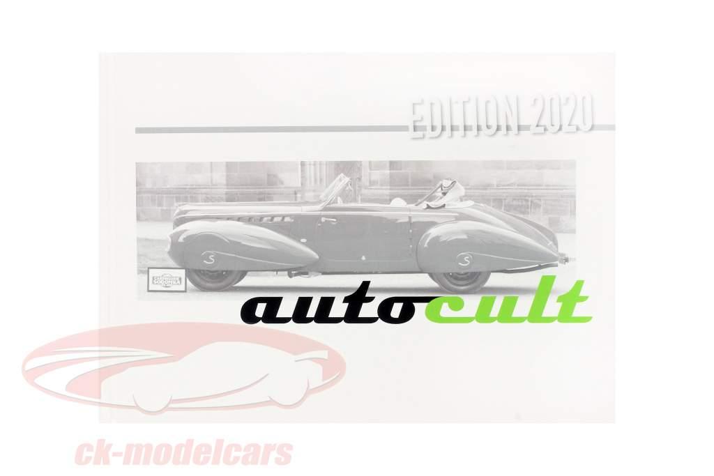 Livre: AutoCult Annuaire Édition 2020