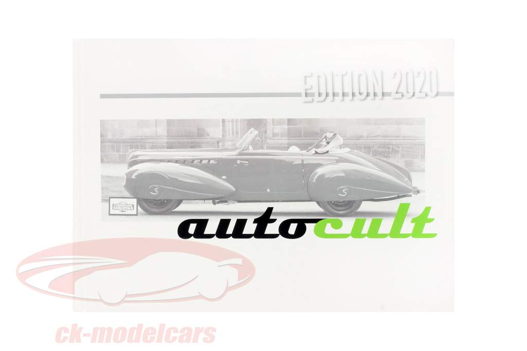 Livro: AutoCult Anuário Edição 2020
