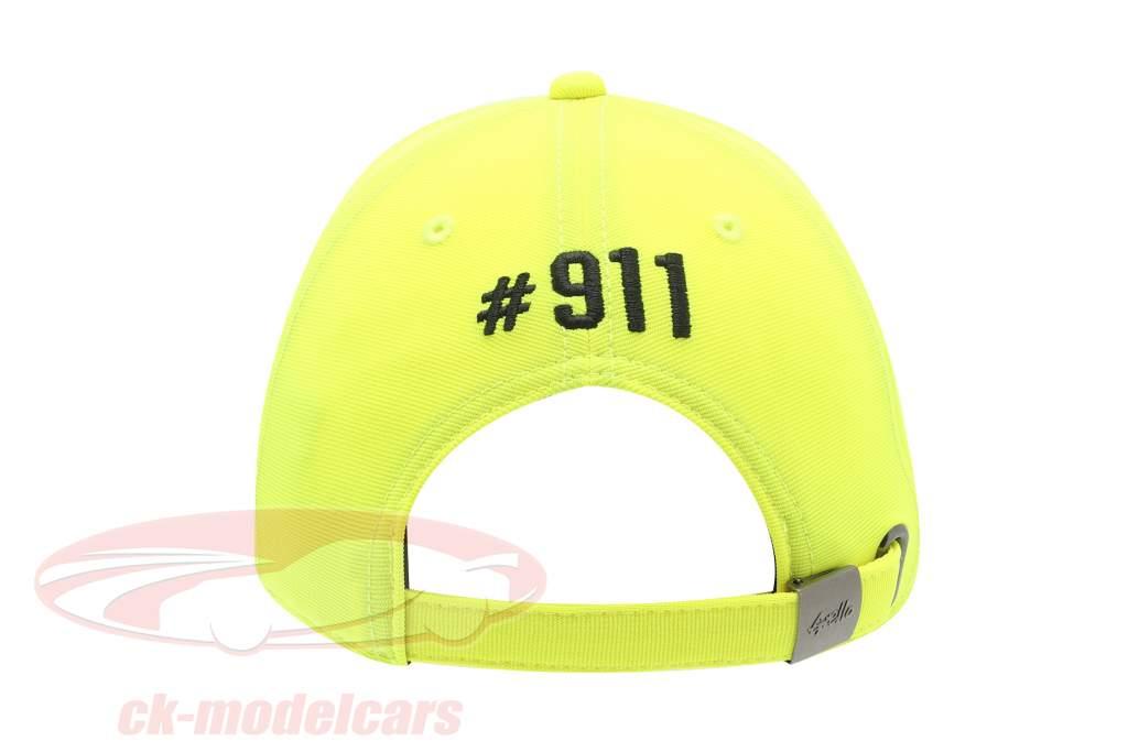 Manthey-Racing les enfants Cap Grello #911