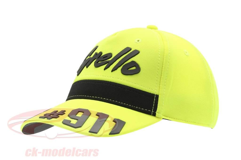Manthey-Racing Cap Grello #911