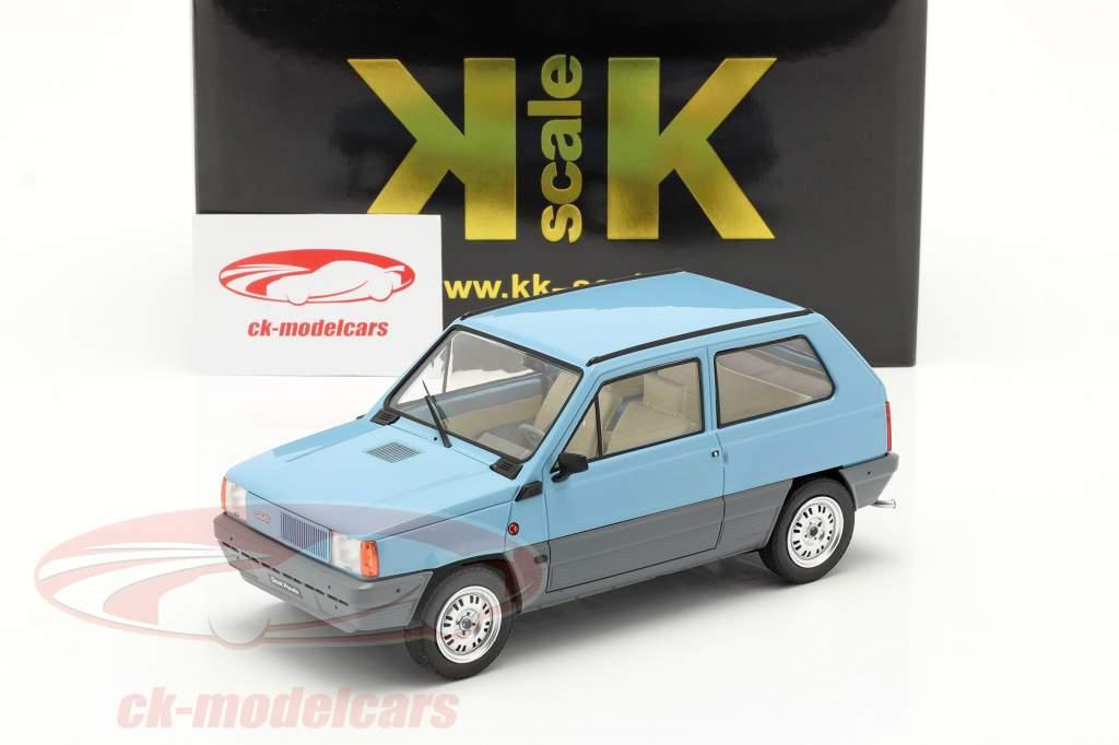 Seat Panda 35 MK I Ano de construção 1980 leve azul 1:18 KK-Scale
