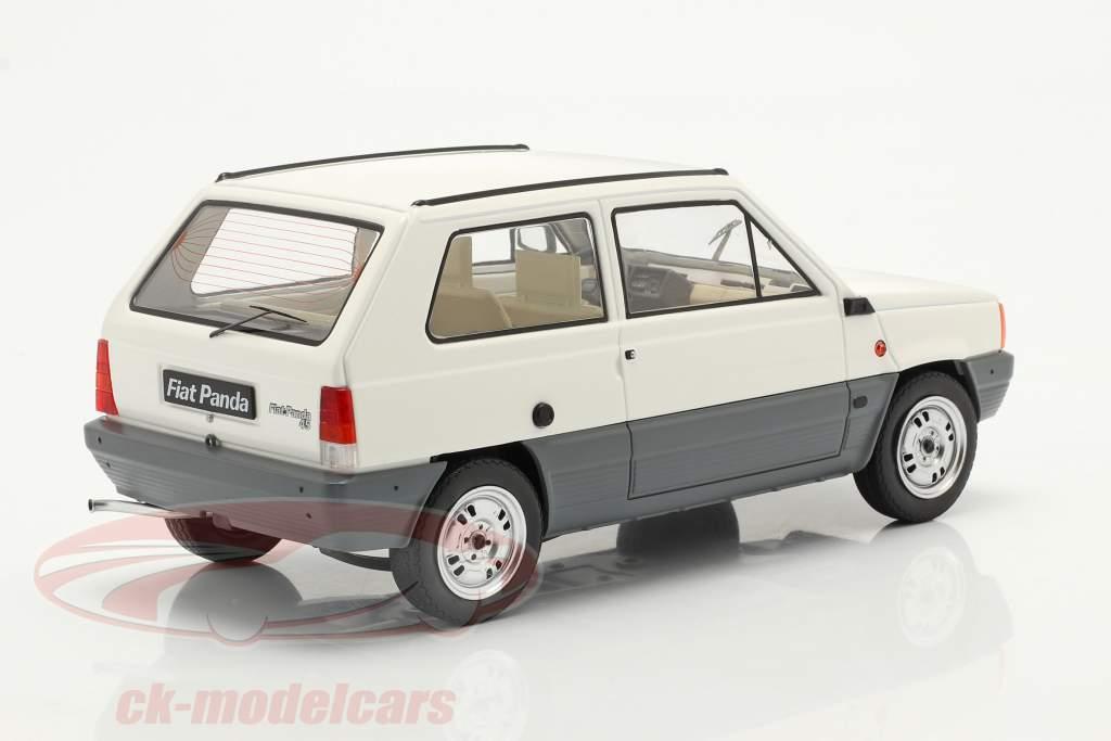 Fiat Panda 45 MK I Année de construction 1980 blanc 1:18 KK-Scale