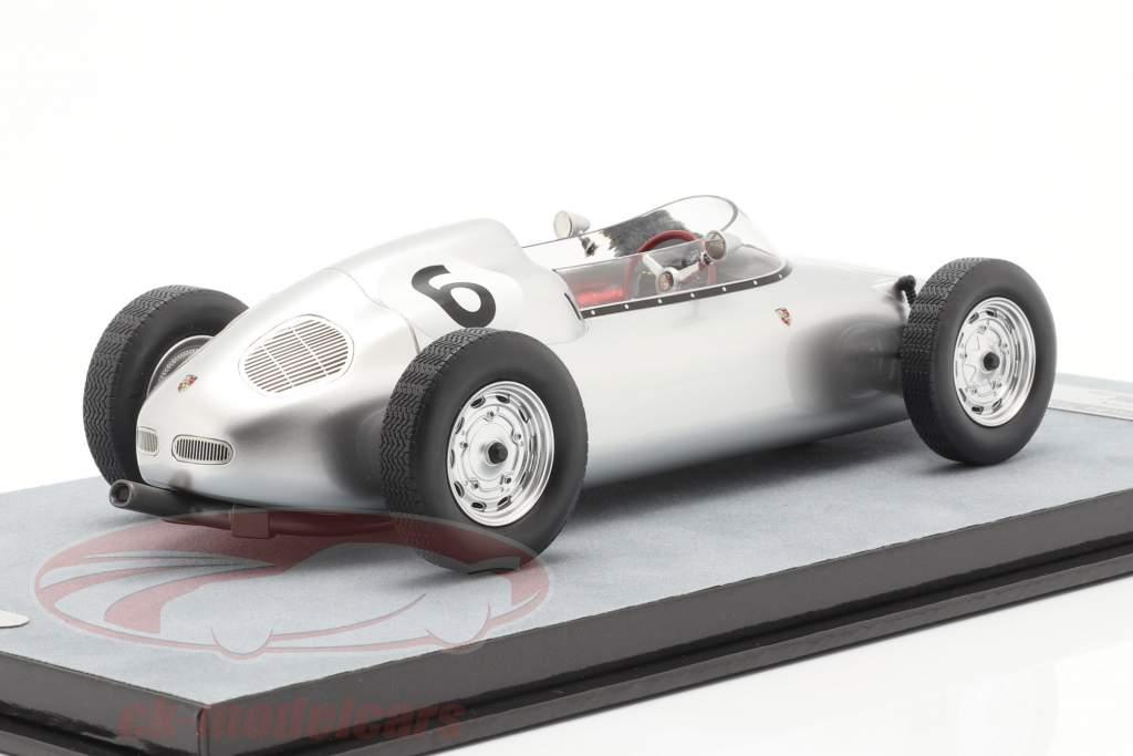 Graham Hill Porsche 718/2 #6 4. plads Solitude GP formel 2 1960 1:18 Tecnomodel