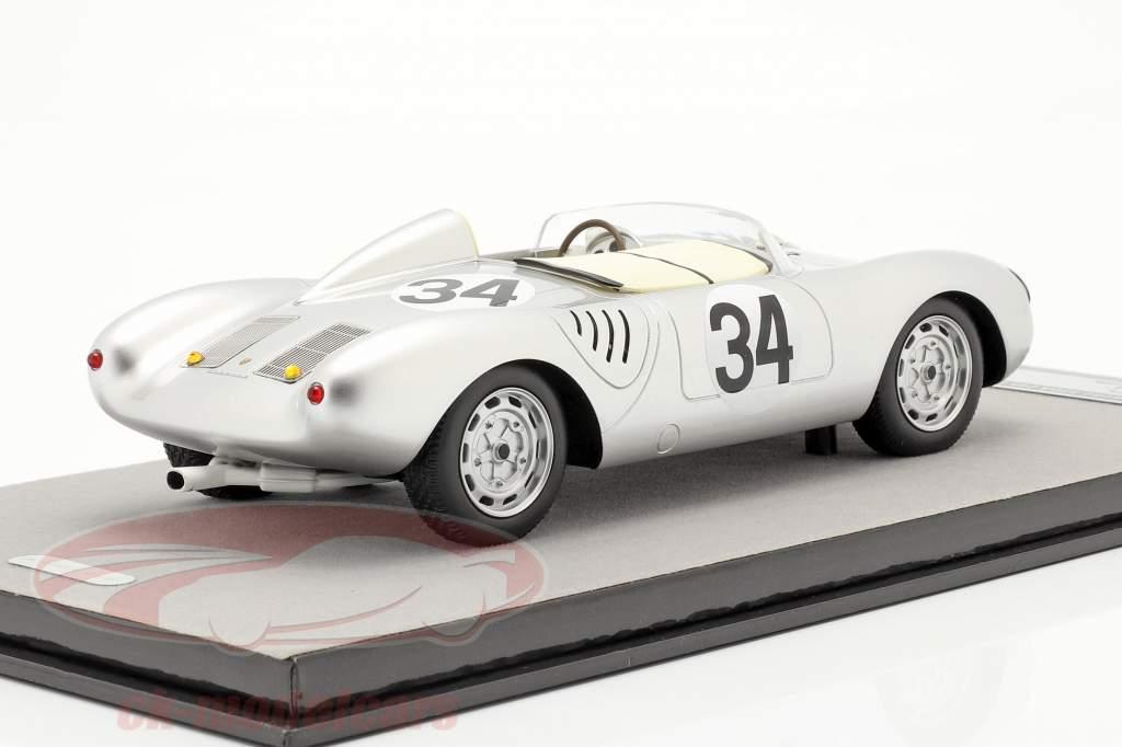 Porsche 550A RS #34 24h LeMans 1957 Storez, Crawford 1:18 Tecnomodel