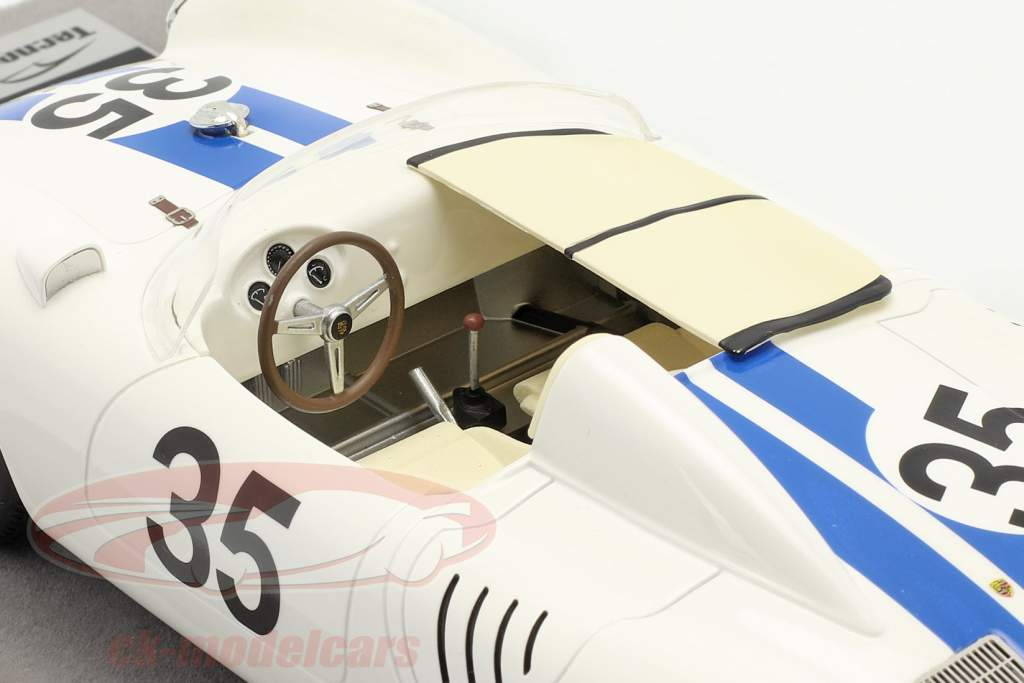 Porsche 550A RS #35 8 ° 24h LeMans 1957 Hugus, de Beaufort 1:18 Tecnomodel