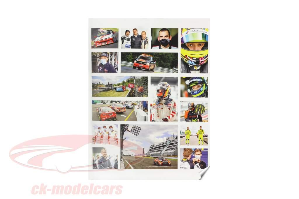 Boek: Nürburgring Lange afstand series 2020 (Groep C Motorsport Uitgeverij)