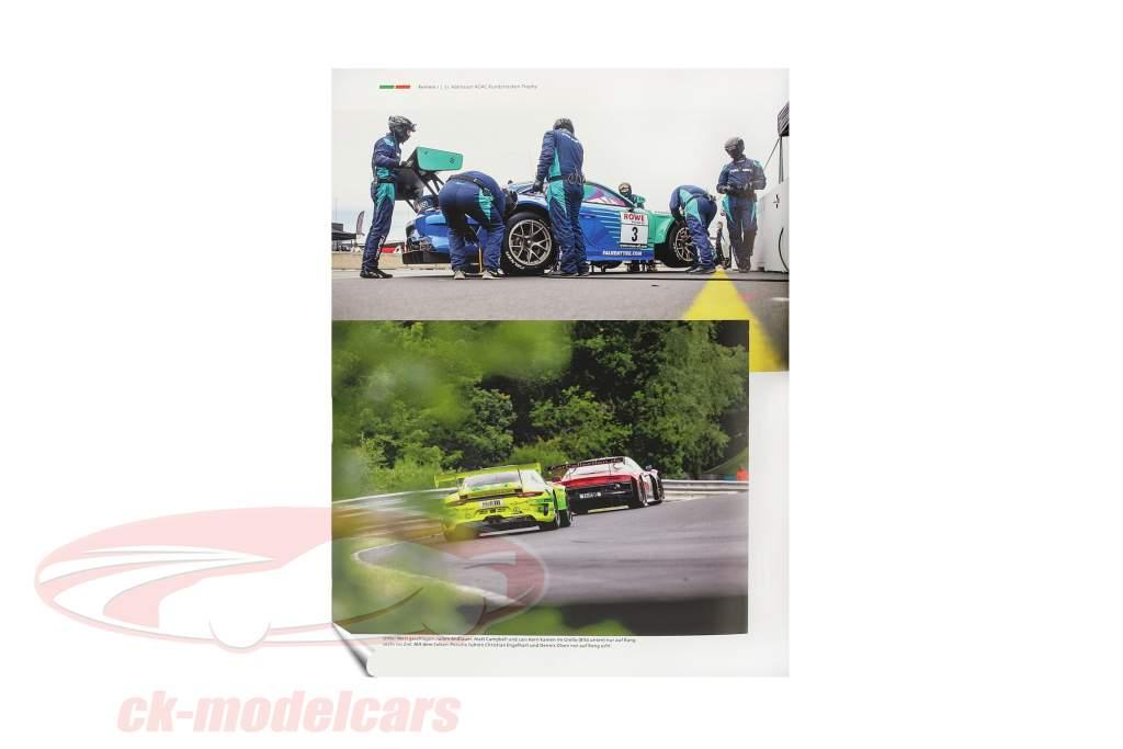 Livro: Nürburgring Séries de longa distância 2020 (Grupo C Automobilismo Editora)