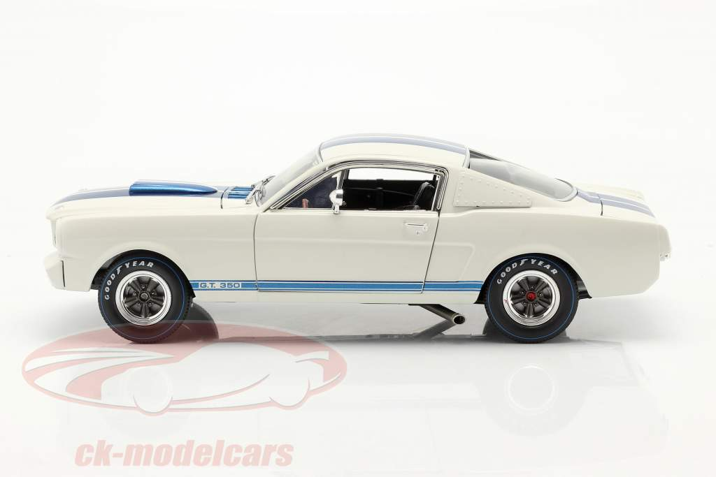 Ford Mustang Shelby GT350R 1965 Signature Edition 1:18 ShelbyCollectibles