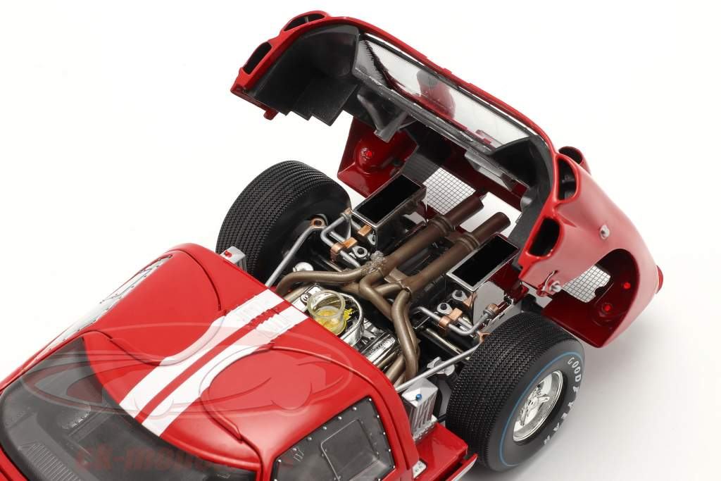 Ford GT-40 MK II #3 24h LeMans 1966 Gurney, Grant 1:18 ShelbyCollectibles