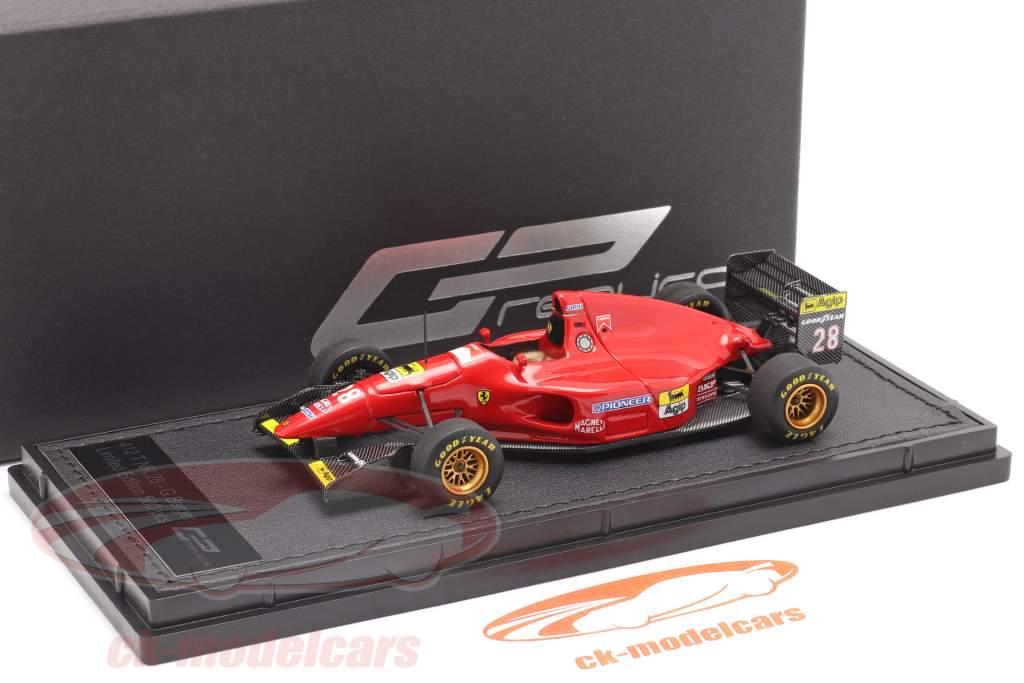 Gerhard Berger Ferrari 412T1 #28 fórmula 1 1994 1:43 GP Replicas