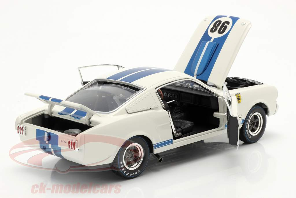 Ford Mustang Shelby GT 350R #98B 1965 Terlingua Racing 1:18 ShelbyCollectibles