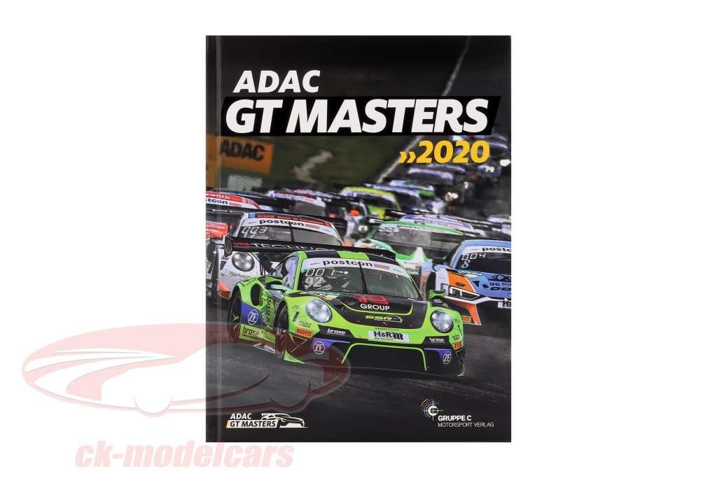 Livro: ADAC GT Masters 2020 (Grupo C Automobilismo Editora)