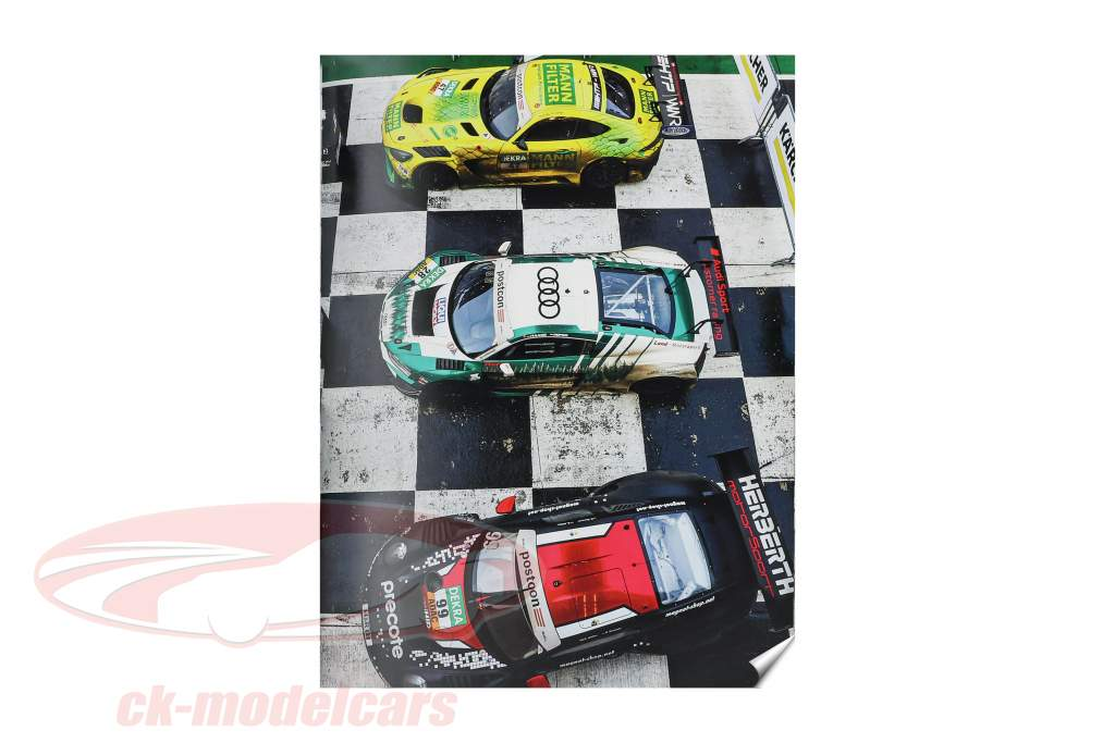 Bestil: ADAC GT Masters 2020 (Gruppe C Motorsport Forlagsvirksomhed)