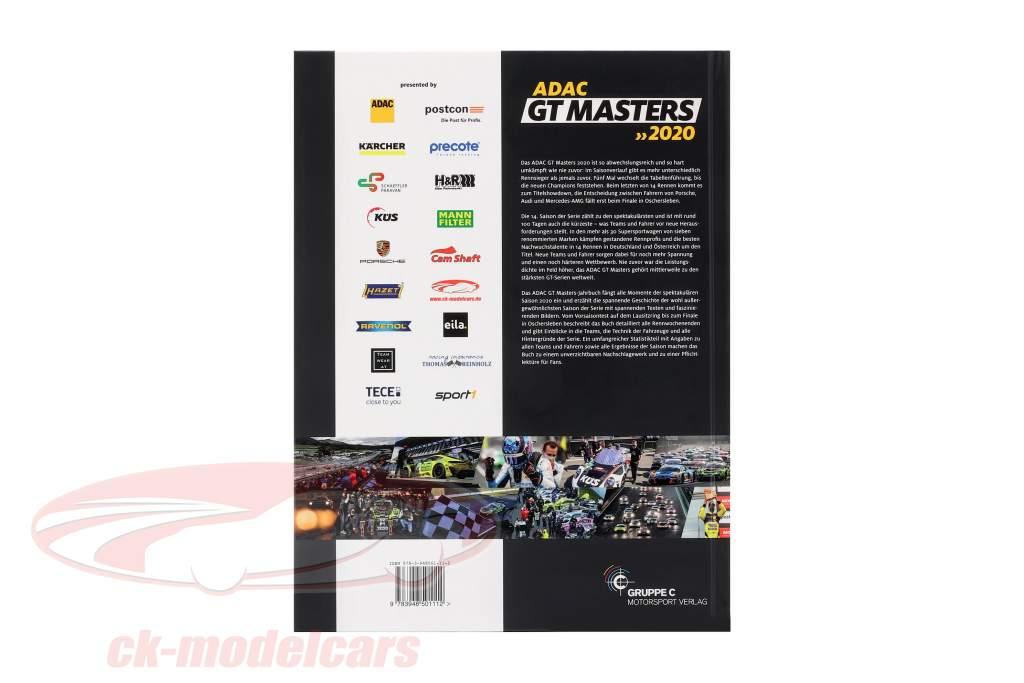 Libro: ADAC GT Masters 2020 (Gruppo C Motorsport Casa editrice)
