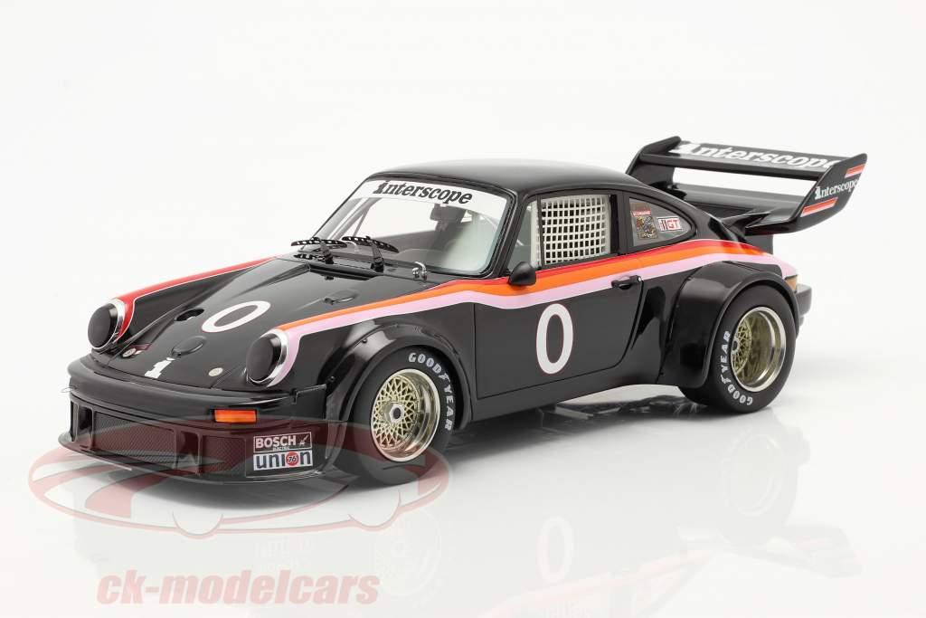 Porsche 934/5 #0 Vinder 100 Miles Laguna Seca IMSA 1977 1:18 TrueScale
