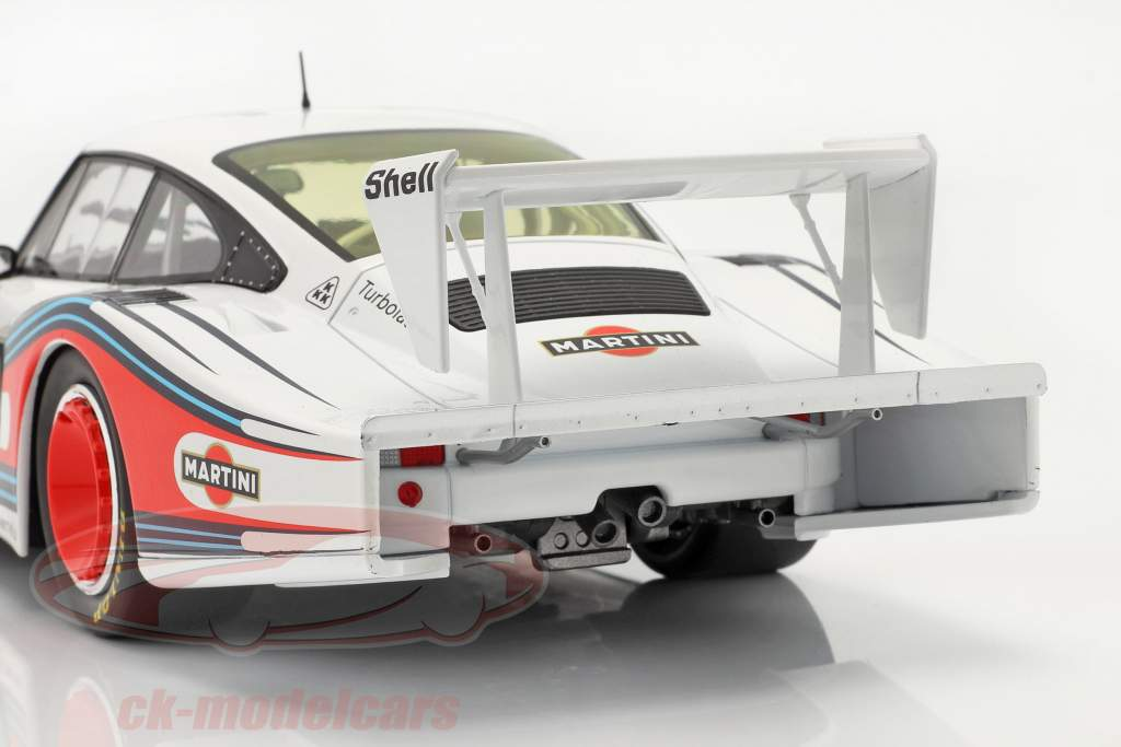 Porsche 935/78 Moby Dick #43 8. 24h LeMans 1978 Schurti, Stommelen 1:18 Solido