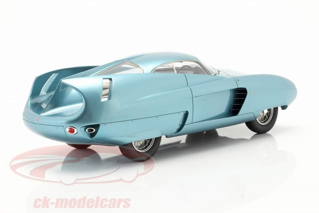Alfa Romeo B.A.T. 7 Año de construcción 1954 ligero azul metálico 1:18 Matrix