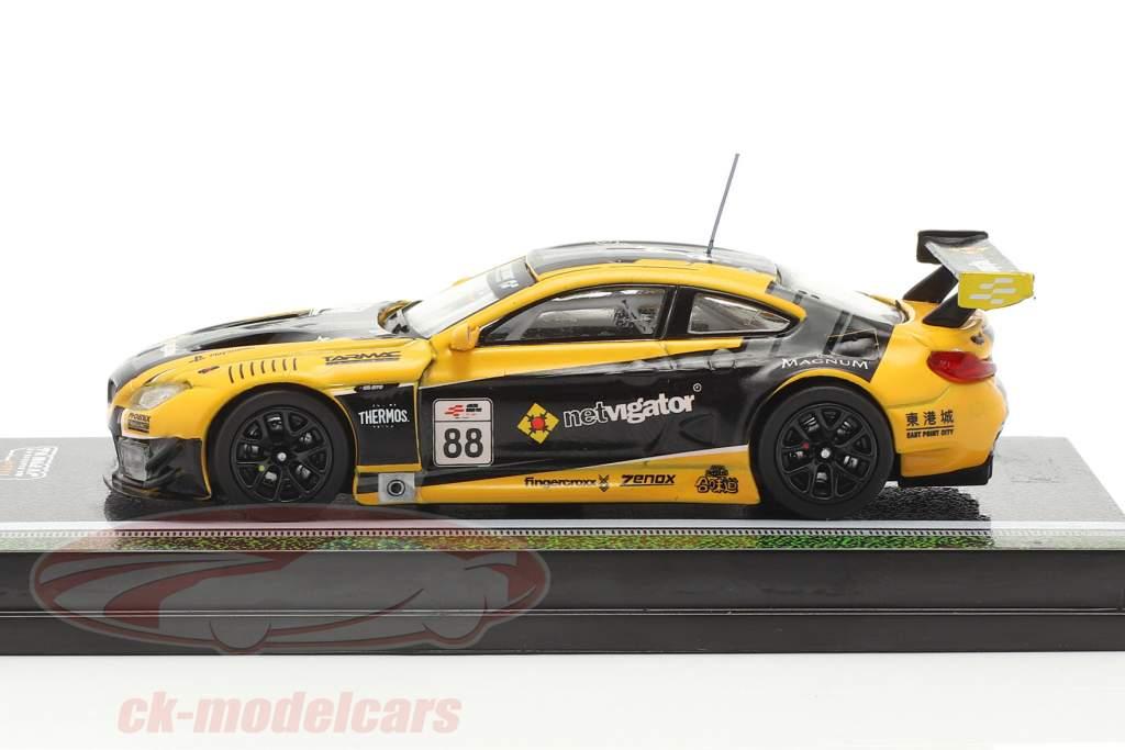 BMW M6 GT3 #88 eRacing season 1 HongKong GP 1:64 Tarmac Works