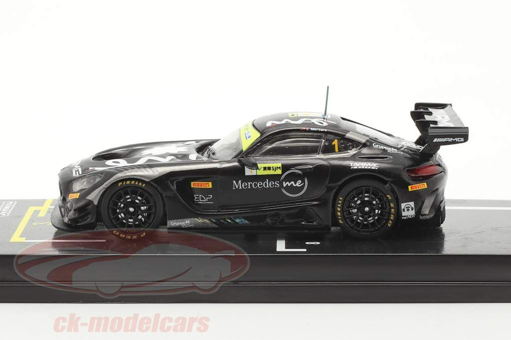 Mercedes-Benz AMG GT3 #1 3. FIA GT World Cup Macau 2018 1:64 Tarmac Works