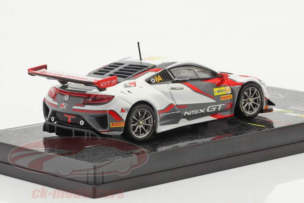 Honda NSX GT3 #84 FIA GT World Cup Macau 2017 1:64 Tarmac Travaux