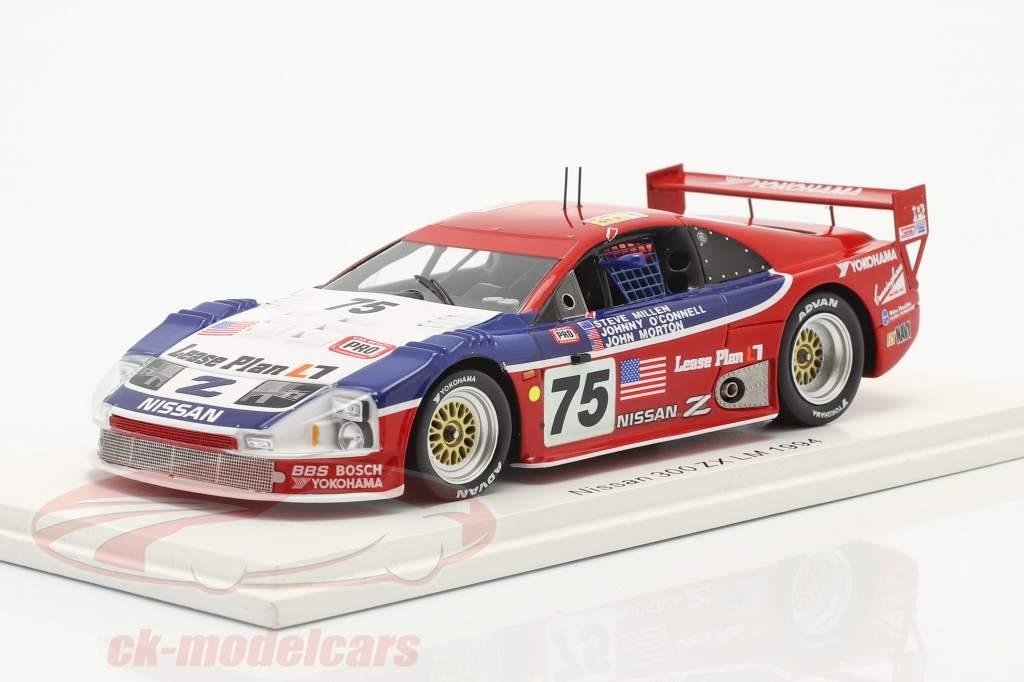 Nissan 300ZX Turbo #75 Classe Gagnant IMSA GTS 24h LeMans 1994 1:43 Spark