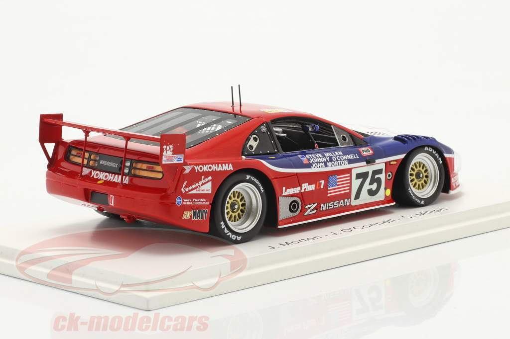 Nissan 300ZX Turbo #75 Klasse Vinder IMSA GTS 24h LeMans 1994 1:43 Spark