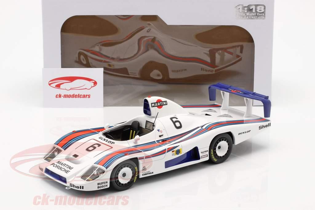 Porsche 936/78 #6 2nd 24h LeMans 1978 Wollek, Barth, Ickx 1:18 Solido