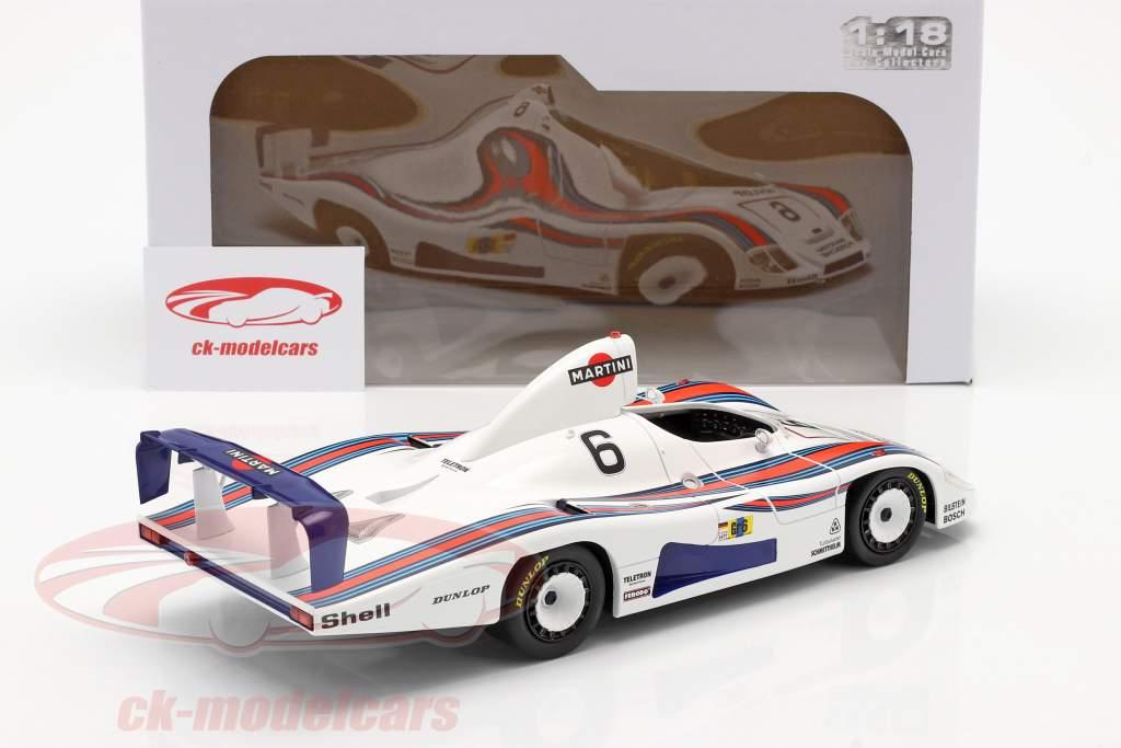 Porsche 936/78 #6 2do 24h LeMans 1978 Wollek, Barth, Ickx 1:18 Solido