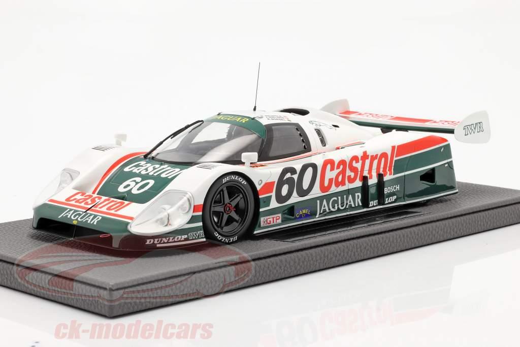 Jaguar XJR-9 #60 vincitore 24h Daytona 1988 Tom Walkinshaw Racing 1:18 TopMarques