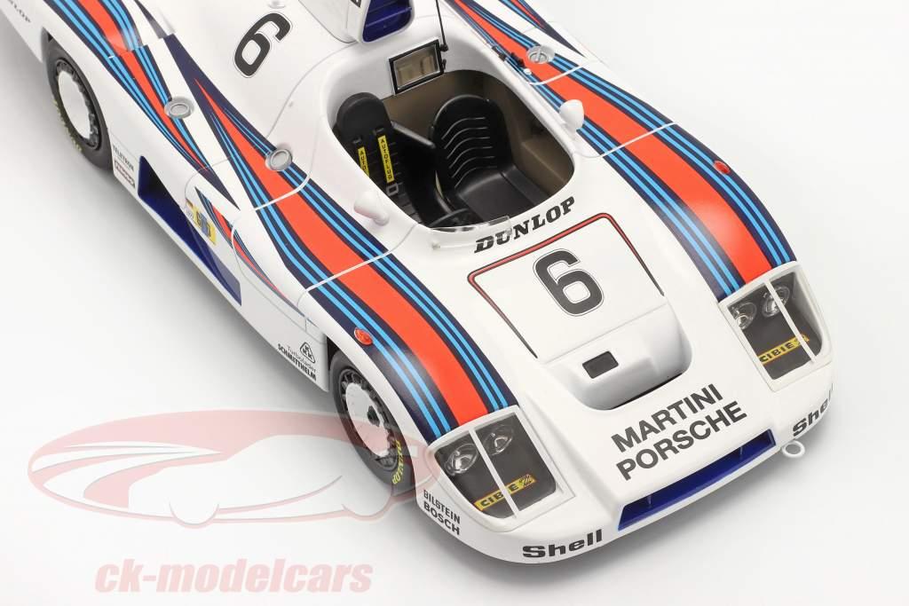 Porsche 936/78 #6 2. plads 24h LeMans 1978 Wollek, Barth, Ickx 1:18 Solido