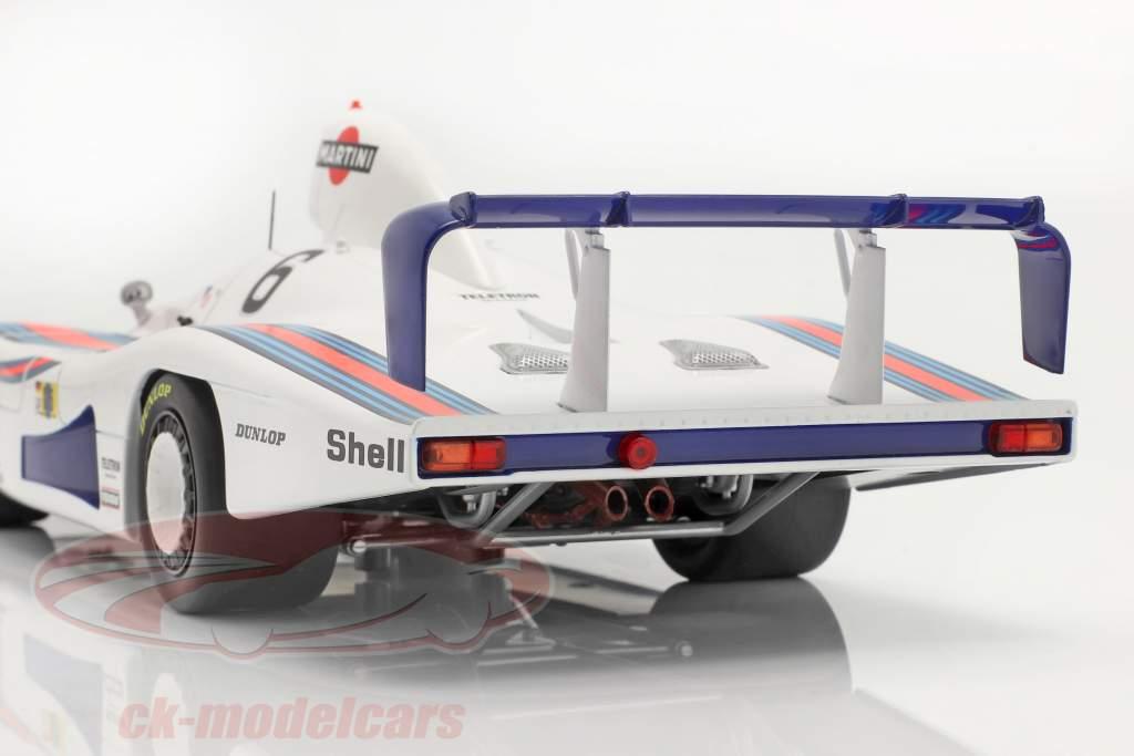 Porsche 936/78 #6 2 ° 24h LeMans 1978 Wollek, Barth, Ickx 1:18 Solido