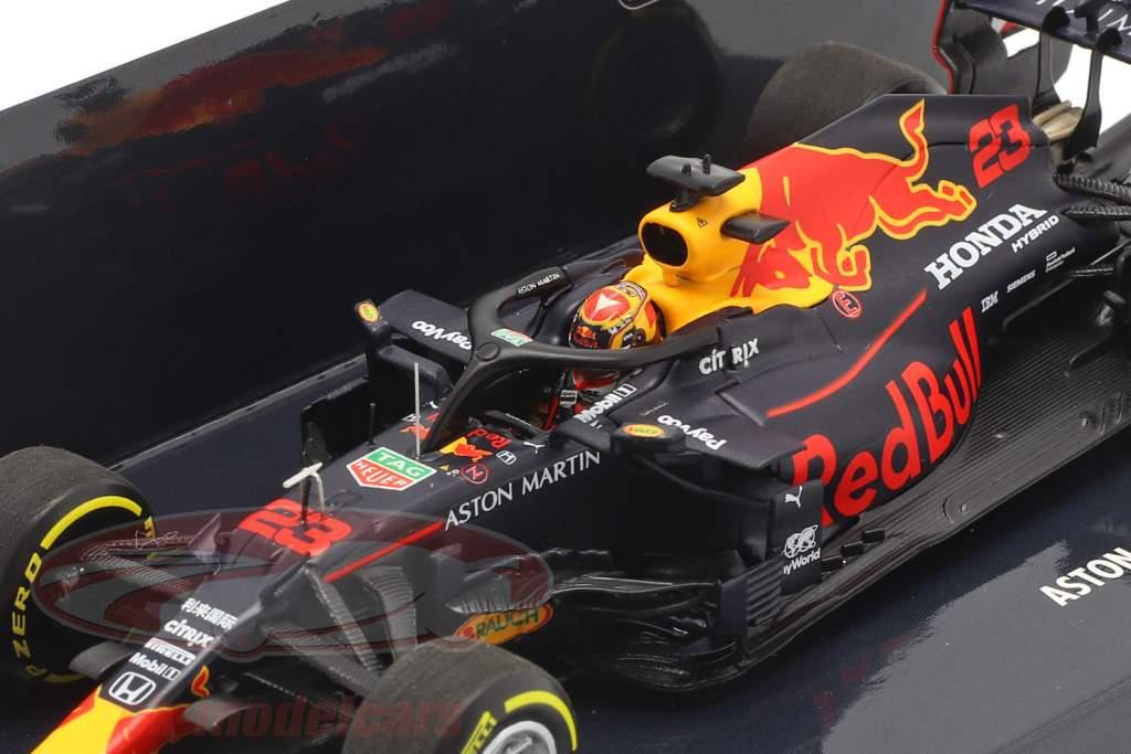 A. Albon Red Bull Racing RB16 #23 Launch Spec formule 1 2020 1:43 Minichamps