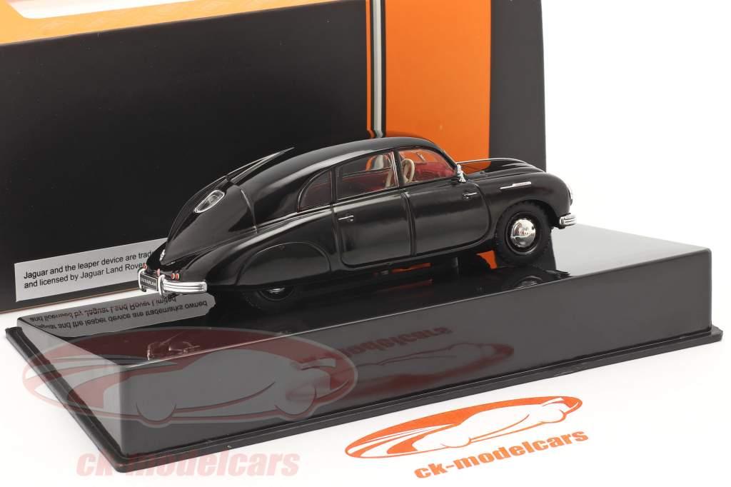 Tatra T600 Tatraplan Anno di costruzione 1950 nero 1:43 Ixo