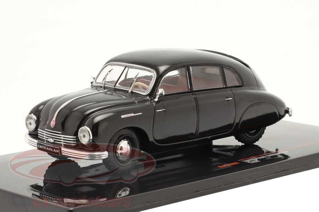 Tatra T600 Tatraplan Año de construcción 1950 negro 1:43 Ixo