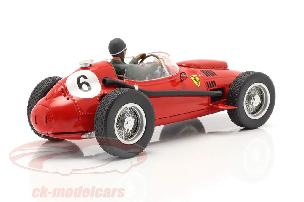 Sitter Racer figur med grågrøn jakke 1:18 FigurenManufaktur