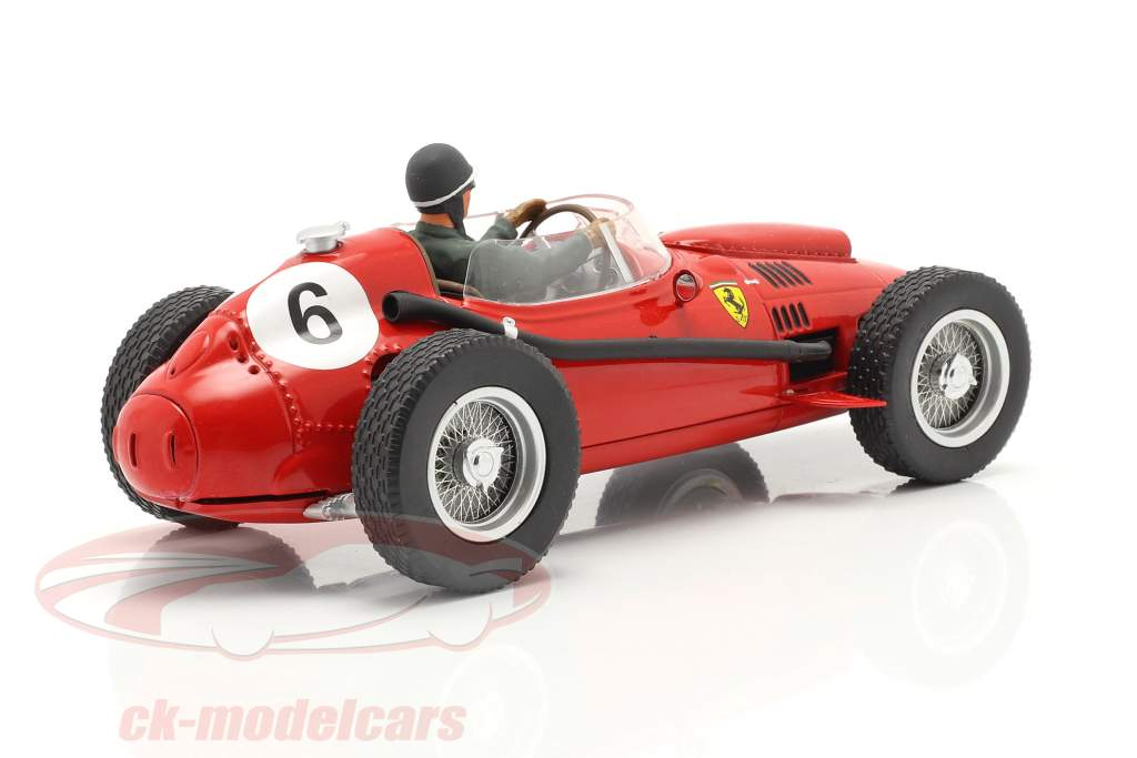 Sitter Racer figura com verde acinzentado Jaqueta 1:18 FigurenManufaktur