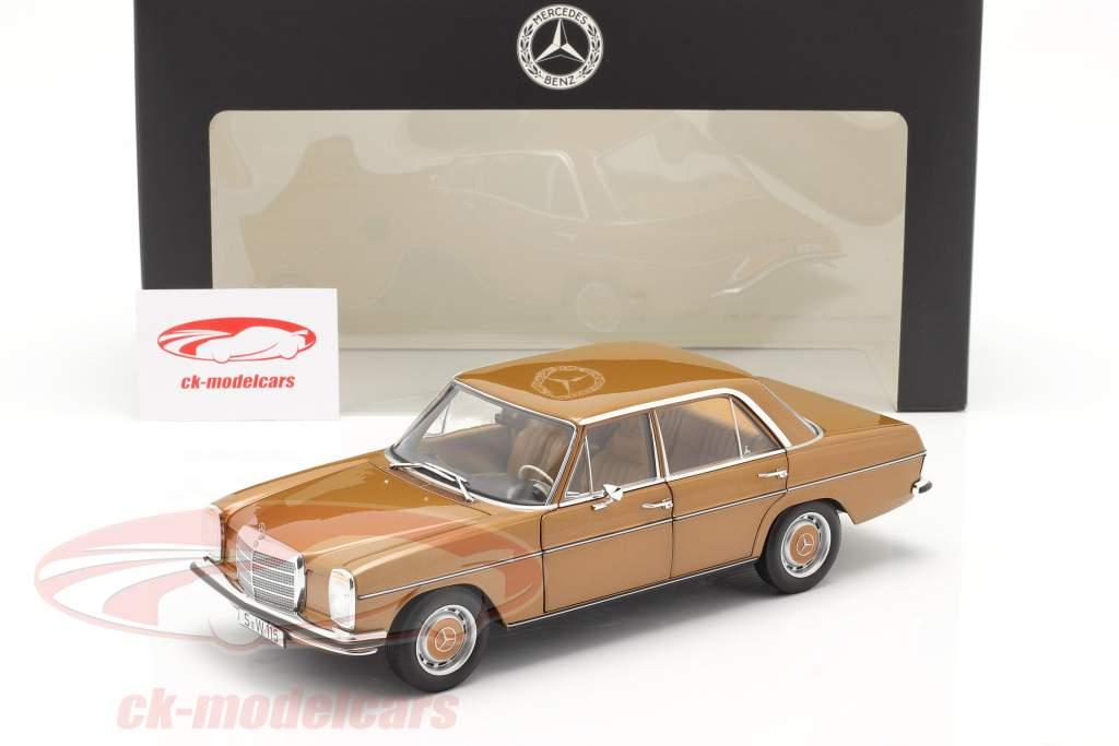 Mercedes-Benz 200 (W114/115) Anno di costruzione 1968-73 Bisanzio oro 1:18 Norev