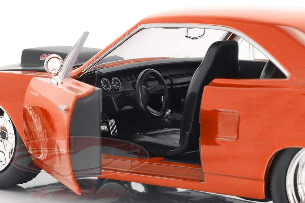 Plymouth Road Runner à partir de la Film Fast and Furious 7 2015 1:24 Jada Toys