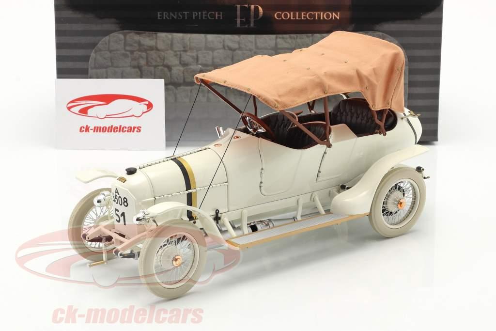 Austro Daimler #51 vincitore Il principe Heinrich ride 1910 F. Porsche 1:18 Fahr(T)raum