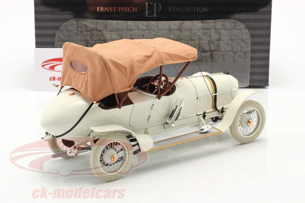 Austro Daimler #51 winnaar Prins Heinrich rijden 1910 F. Porsche 1:18 Fahr(T)raum