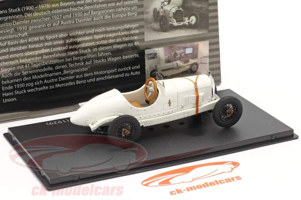 Austro Daimler ADM-R macchina da corsa #18 1929 Hans Stuck 1:43 Fahr(T)raum