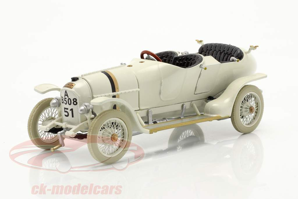 Austro Daimler #51 winnaar Prins Heinrich rijden 1910 F. Porsche 1:43 Fahr(T)raum