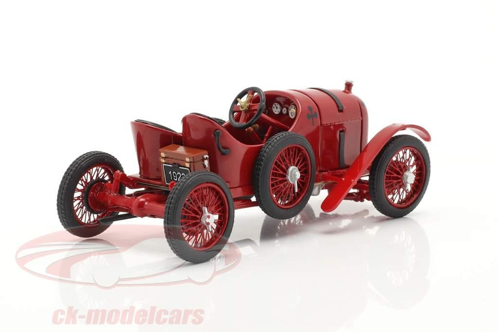 Austro Daimler Sascha ADS-R #2 Año de construcción 1922 rojo 1:43 Fahr(T)raum