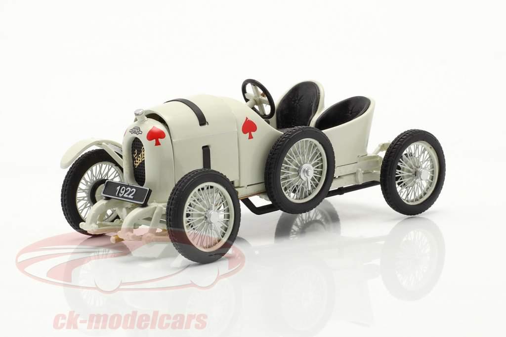 Austro Daimler Sascha ADS-R Año de construcción 1922 Blanco 1:43 Fahr(T)raum